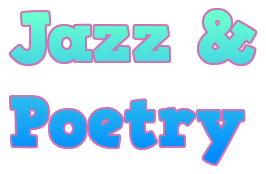 Jazz & Poetry logo