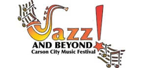 Jazz & Beyond logo with notes