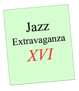 Logo for Jazz Extravaganza 2019