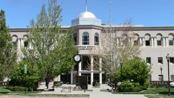Photograph of Nevada Legislature